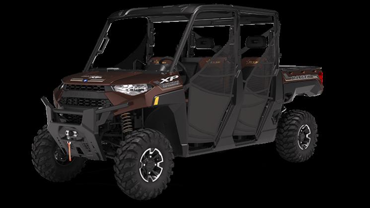Polaris RANGER CREW XP® 1000 Texas Edition 2020