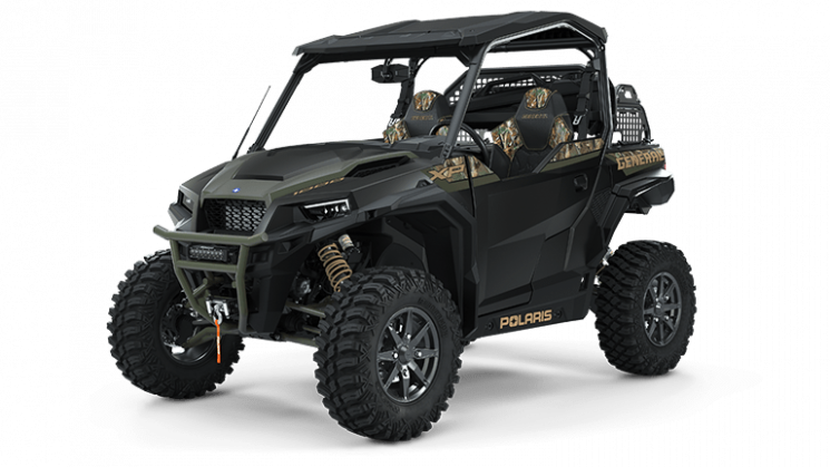 Polaris GENERAL XP 1000 Pursuit Edition 2021