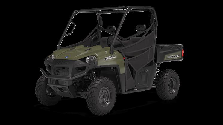 Polaris RANGER 570 Full-Size 2021